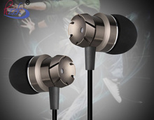 High Quality Wired Earphone With Microphone Hifi For iphone, Metal In-Ear Wired Earphones