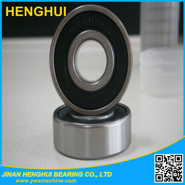 Motorcycle accessories deep groove ball bearing 6010