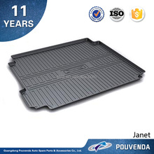 Factory of quality car floor mat/car trunk mat/ trunk Floor Mat For BMW X5 2014-2015 Accessories From Pouvenda