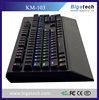 latest computer keyboard backlight mechanical Gaming Keyboard OEM