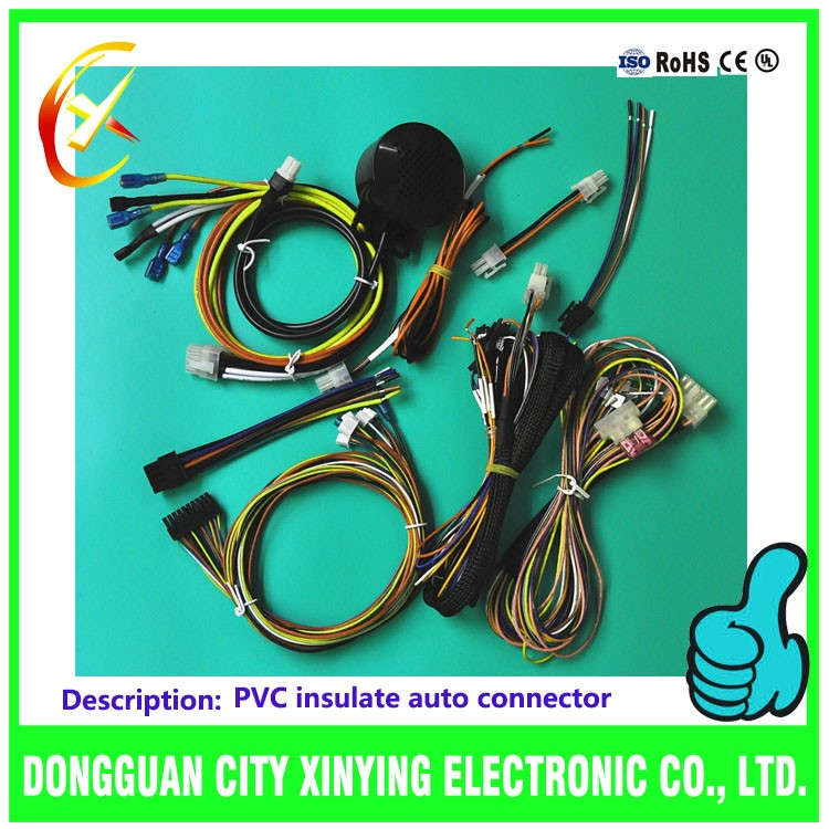 Qualified motorcycle wire harness manufacturer
