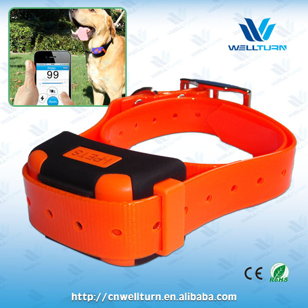 Hot Sale Pet Product GPS Tracker Type Dog Collar