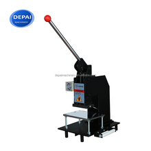 DEPAI DP-HT160 hot foil stamping date coding machine philippines for book cover