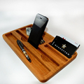 Desk organizer, office organizers, wood desk organizer