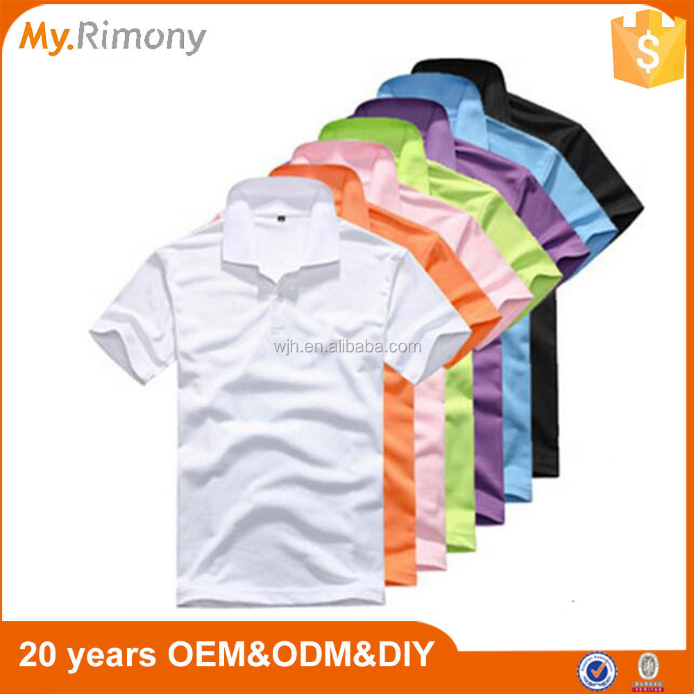 China Factory Cheap Price Mens Polo T Shirt Paypal Accepted
