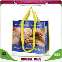 Factory Direct Pp Woven Rice Packing Bag