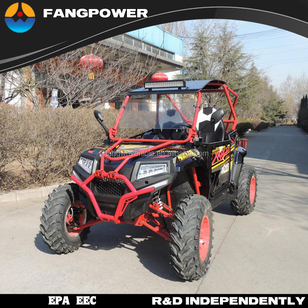 400cc utility vehicle, off road utv, 4 wheel motorcycles from FANGPOWER