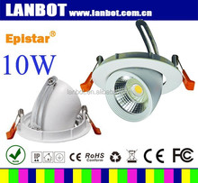 2015 popular fast selling bulbs with 25w 30w led dimmable downlight,360degree rotated led downlight dimmable led downlight