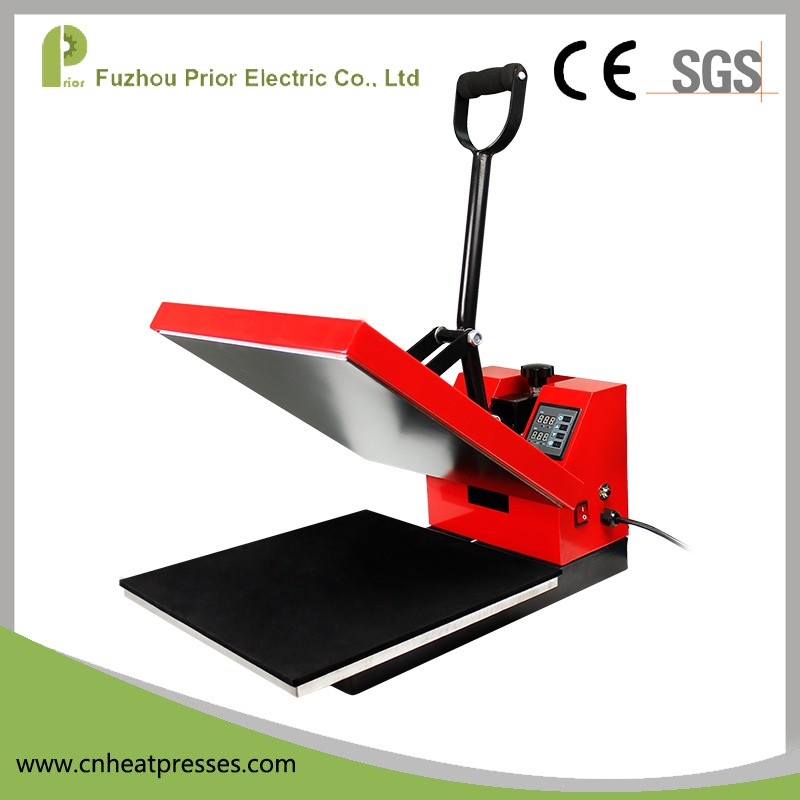 Prior High Quality Heat Transfer Machine Manual Hand Heat Press Machine For Sale