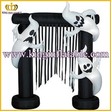 Family Use Halloween Inflatable Ghost, Outdoor Halloween Inflatable Decoration