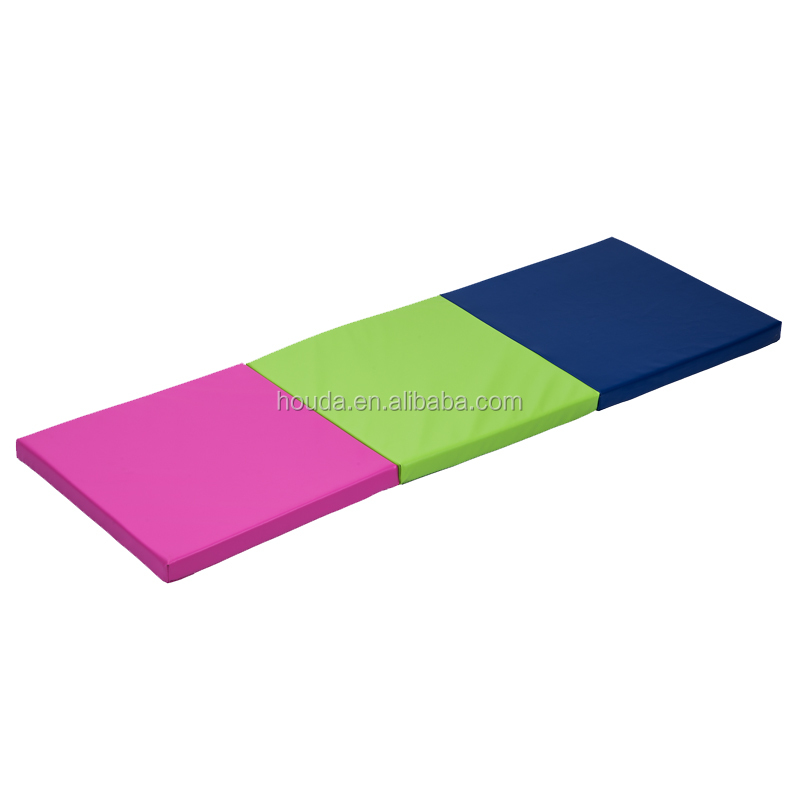 Eco-friendly children mat for baby playing foldable mat outdoor use