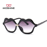 MS-218 Funky Love Lip Shape Kiss Party Shades Sunglasses For children sunglasses kids