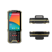 Customized OEM Ultra Slim 4G LTE Android 5.1 OS Mobile Phone with 2D Barcode Scanner NFC Reader for Lowest Price from China