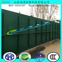 High Property Underground Package Wastewater Treatment Equipment