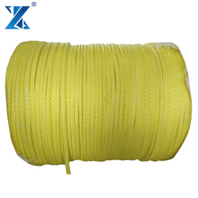 Super quality creative twisted UHMWPE rope for ships mooring rope with trade assurance