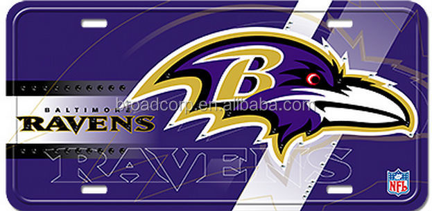 NBA flag, NFL flag, MLB flag, 3ft*5ft NFL Baltimore Ravens flag