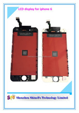 complete lcd touch screen assembly for iphone 6
