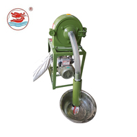WANMA3982 Factory Price Corn Grits Machine