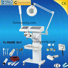 (YL-R800B) 8in1 Steamer multifunction facial tool guangzhou beauty equipment