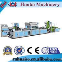 China New fully automatic automatic machines non woven,automatic non woven bag machine,automatic non woven bag making machine