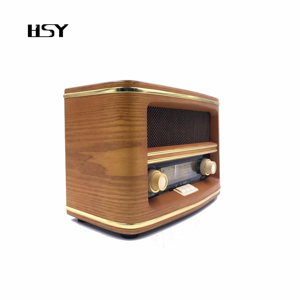 Mini Classic Retro Wifi Radio Design Am Fm Bluetooth Function Radio ...
