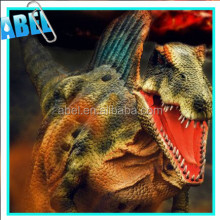 Abel Zigong dinosaur handicrafts amusement park pet animals hot sale professional manufacturer
