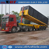 High performance Tri axle end dump trailer / Rear dump trailer