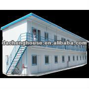 CE & B.V. certified movable container house for miners
