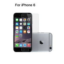 Factory Wholesale Best 0.33mm 2.5D 9H Hardness Tempered Glass Screen Protector Film For iPhone 6 Plus 6s