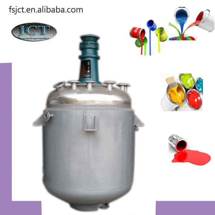 oil based epoxy paint machine/reactor/cracking kettle