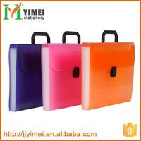 Most popular strong packing zipper expanding file folder on sale