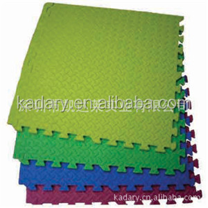 high density recycling taekwondo Eva mat