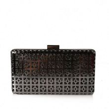 OEM welcome metal ladies clutches wholesale evening bag