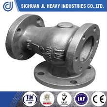 Steel sand casting products for valve foundry