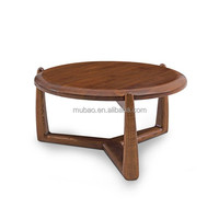 fansy style indoor wooden aquarium coffee table