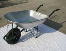 wb6414t pvc tray plastic bucket wheelbarrow
