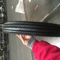 new model pattern motorcycles tyre 300-21 classical retro vintage sawtooth
