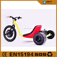 60V800W four wheel disable mobility electric trike