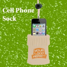 Phone Sock for Giveaway Events