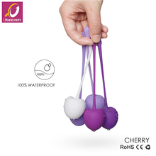 Kegel Balls Vaginal Tight Exercise Balls 5 Phases Pelvic Muscles Vaginal Trainer Adult Sex ToyBody Massage for Women