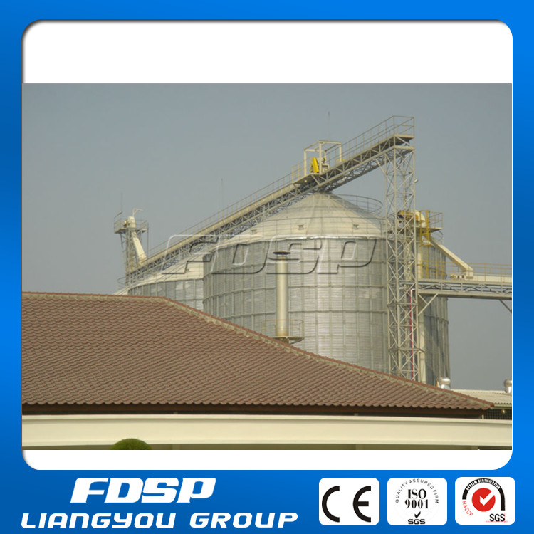 China supplier supreme quality big feed silo high quality lipp helix silo for all kinds of grains