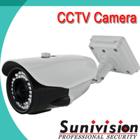 black&white body 4-9mm varifocal lens 700tvl effio-e sony waterproof color cctv test equipment ir camera