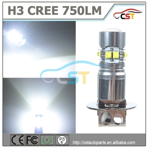 2016 High quality New Auto Fog Lamp H1/H3/H4/H7/H8/H11/H16 /9004/9006 LED Fog Light motorcycle