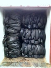 used $waste tyre of korea/germany origin