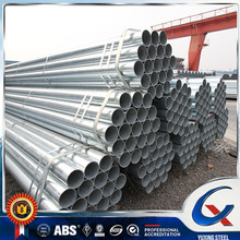ASTM A53 / BS1387 / EN39 standard hot dip galvanized steel pipe