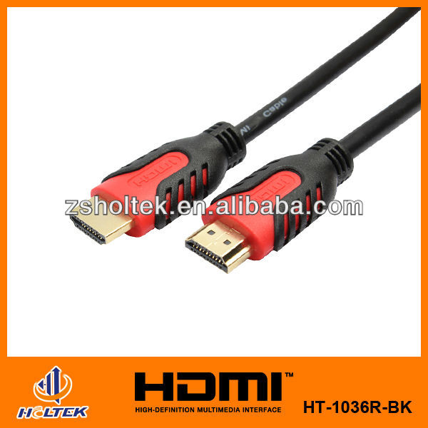 Full HD 1080P HDMI Cable,HDMI ATC certificated,support 3D