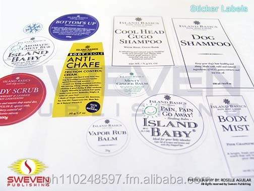Stickers, Labels, Sticker Labels Printing or Label Sticker Printing