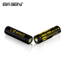 100% authentic BASEN 18650 2900mah lithium ion rechargeable battery for electrical power tool