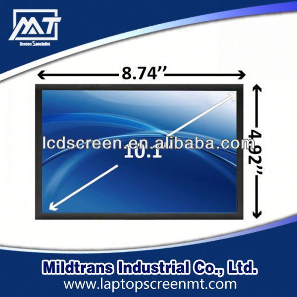 "LCD Screen 16.4"" 1920x1080 FULL HD 1CCFL Glossy - LQ164M1LD4C 14 inch touch screen laptop"