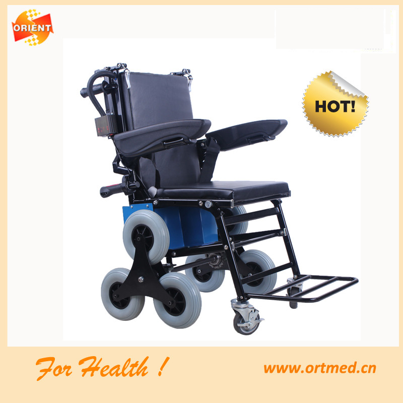 2016 New Design Electric Stair Climbing Wheelchair Stair